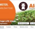 Start der Facebook-Seite des Projekts LIFE Alister