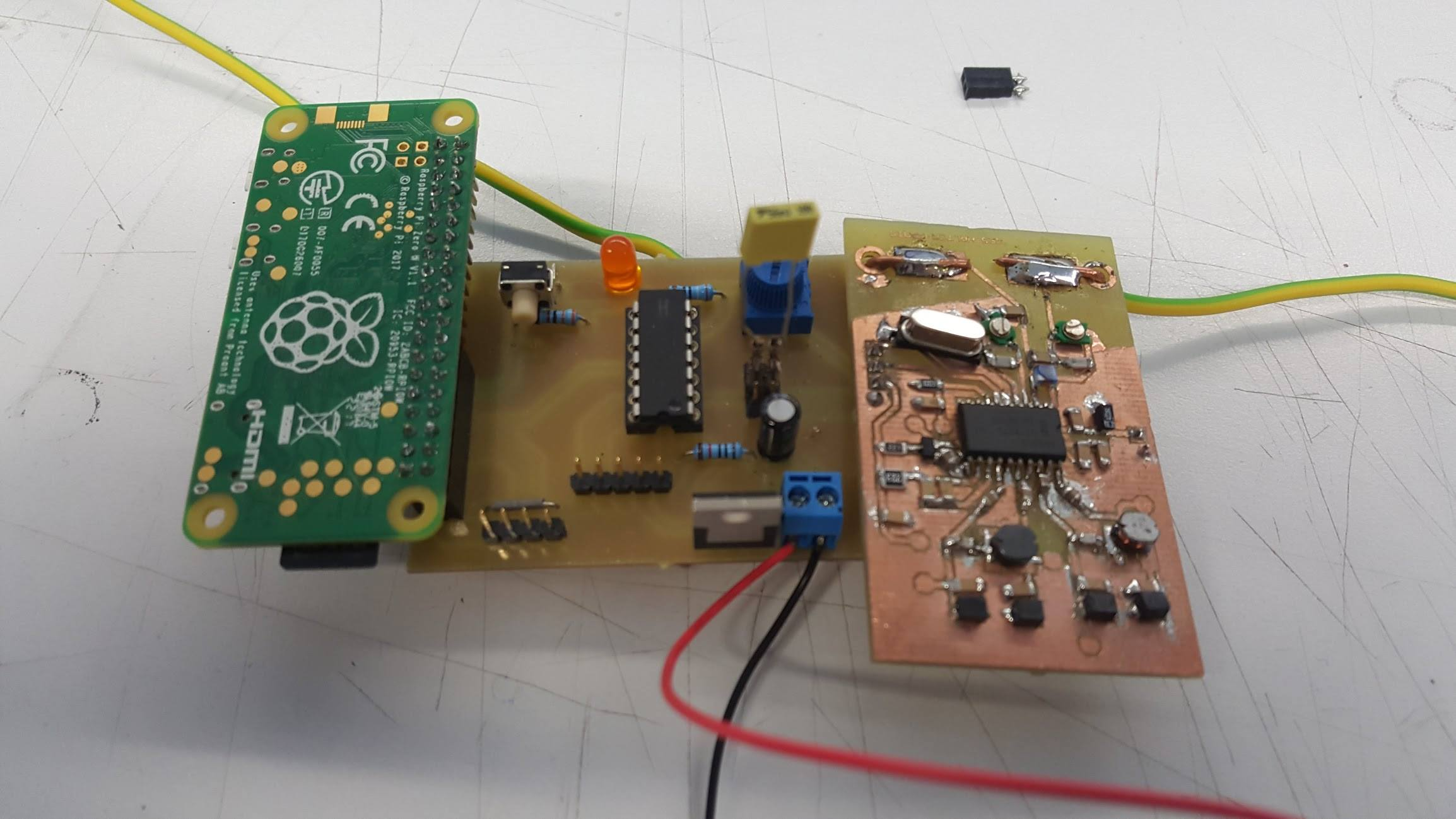 They Chose The European Hamster In Alsace Life Alister Grand Raspberry Pi Drone Wiring Diagram Electro