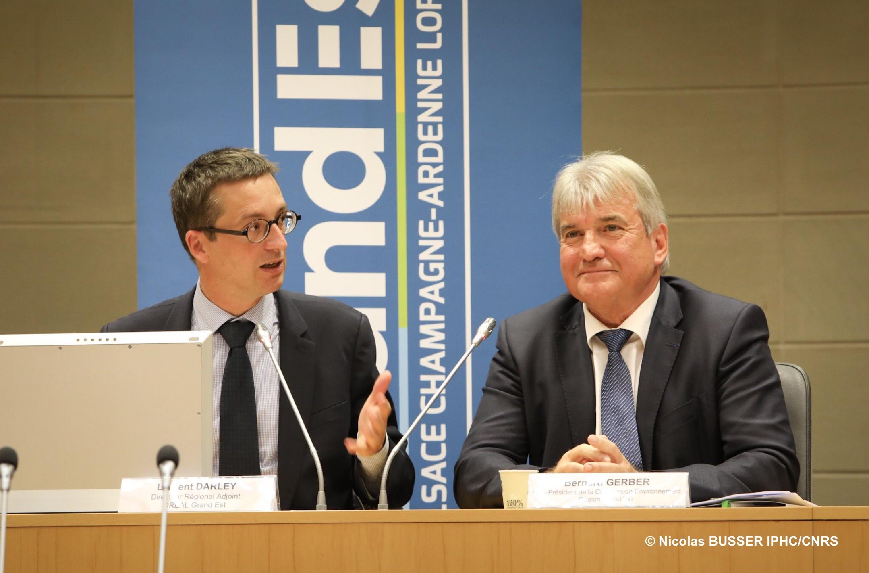Laurent Darley et Bernard Gerber